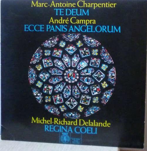 Bild Marc Antoine Charpentier, André Campra, Michel Richard Delalande - für Soli, Chor und Orchester (LP) Schallplatten Ankauf