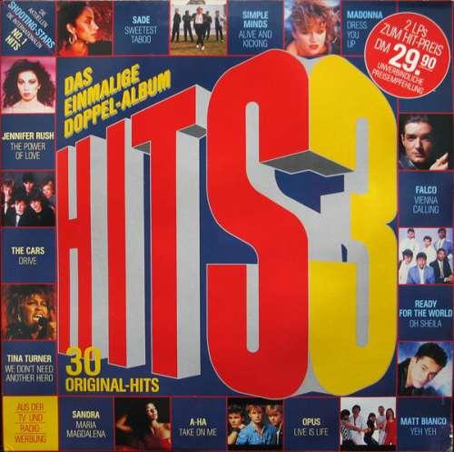 Bild Various - Hits 3 (Das Einmalige Doppel-Album) (2xLP, Comp) Schallplatten Ankauf