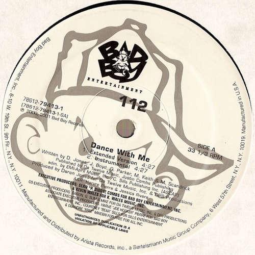 Cover 112 - Dance With Me (12, Single) Schallplatten Ankauf