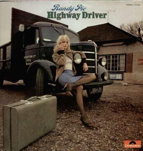 Cover Randy Pie - Highway Driver (LP, Album) Schallplatten Ankauf