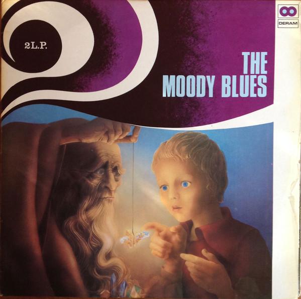 Bild The Moody Blues - The Great Moody Blues (2xLP, Comp) Schallplatten Ankauf