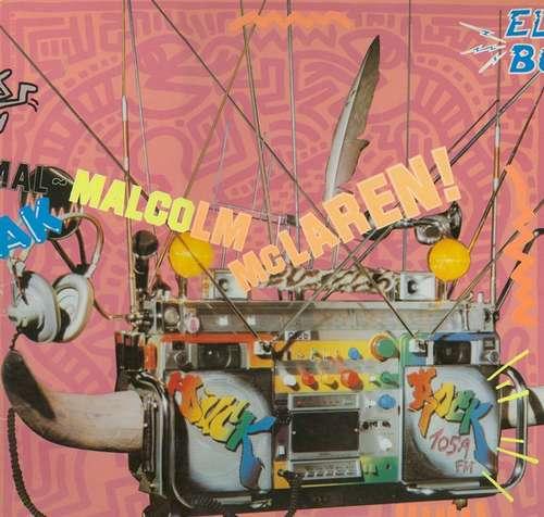 Cover zu Malcolm McLaren - Duck Rock (LP, Album) Schallplatten Ankauf
