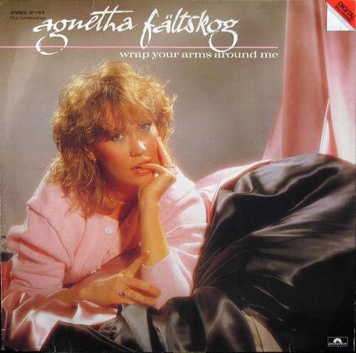 Bild Agnetha Fältskog - Wrap Your Arms Around Me (LP, Album, Club) Schallplatten Ankauf