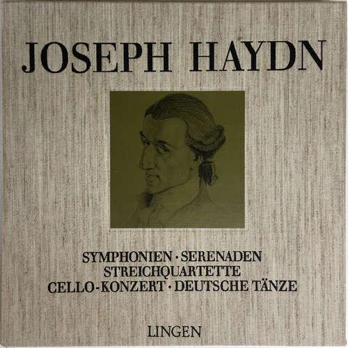 Bild Joseph Haydn - Symphonien, Serenaden, Streichquartette, Cello-Konzert, Deutsche Tänze (5xLP) Schallplatten Ankauf