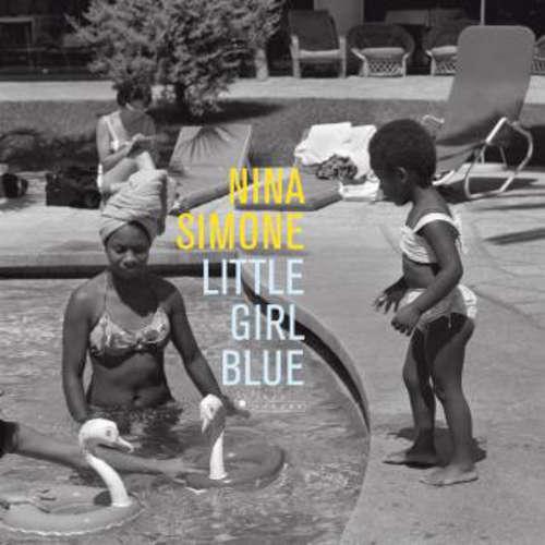 Bild Nina Simone - Little Girl Blue (LP, Album, Dlx, Ltd, RE, Unofficial, 180) Schallplatten Ankauf