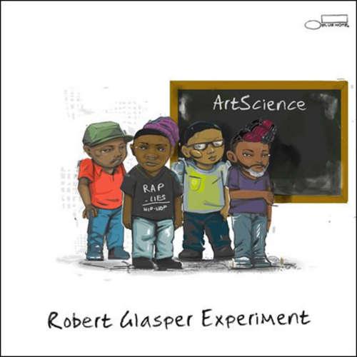 Bild Robert Glasper Experiment - Artscience (2xLP, Album) Schallplatten Ankauf