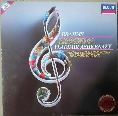 Bild Brahms*, Vladimir Ashkenazy, Wiener Philharmoniker, Bernard Haitink - Piano Concerto No. 2 / Klavierkonzert Nr. 2 (LP) Schallplatten Ankauf