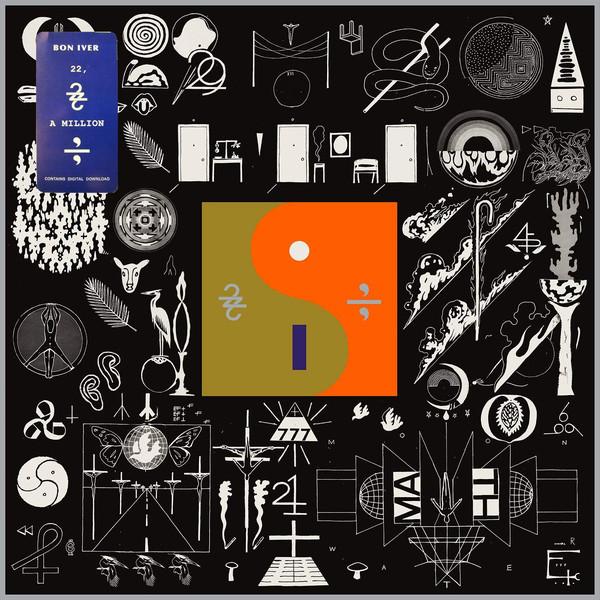 Bild Bon Iver - 22, A Million (LP, Album) Schallplatten Ankauf