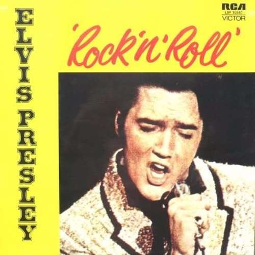 Cover Elvis Presley - 'Rock'n'Roll' (LP, Album, RE) Schallplatten Ankauf
