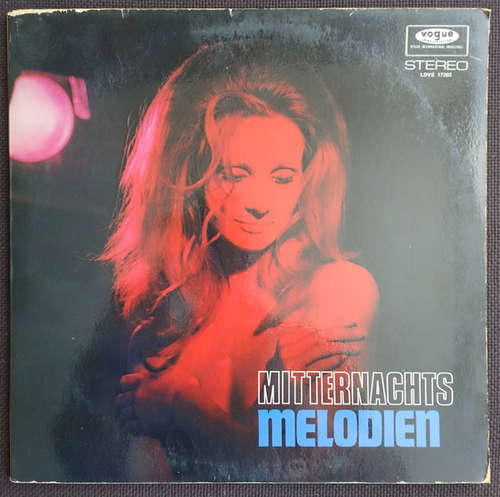 Cover The Modern Sounds, Nightclub International Lea Ivanova* Und Das Orchester Kazassian* - Mitternachts Melodien (LP, Album, Comp) Schallplatten Ankauf