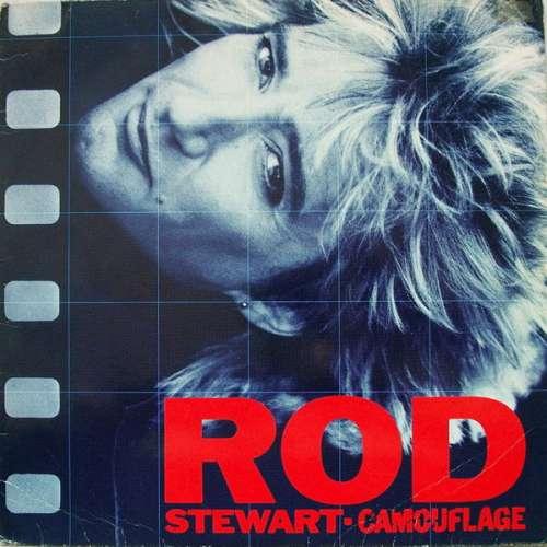 Bild Rod Stewart - Camouflage (LP, Album) Schallplatten Ankauf
