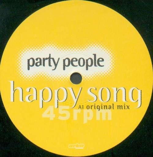 Bild Party People (3) - Happy Song (12) Schallplatten Ankauf