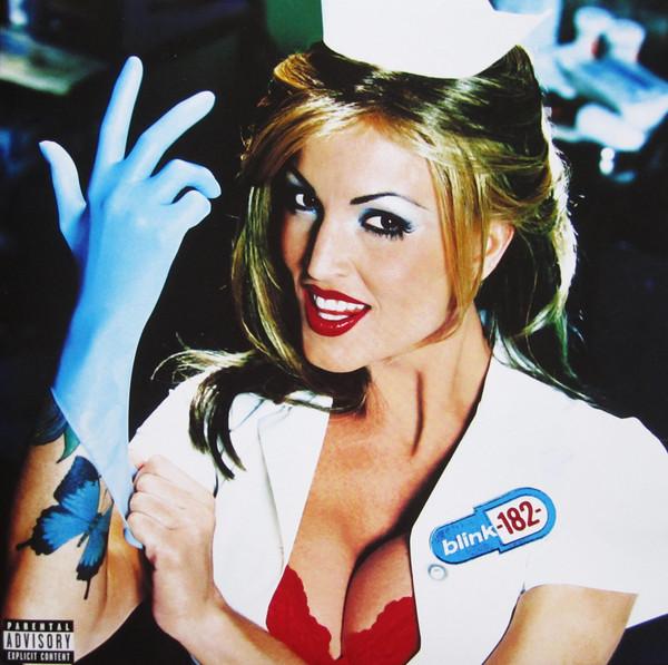 Cover Blink-182 - Enema Of The State (LP, Album, RE, 180) Schallplatten Ankauf