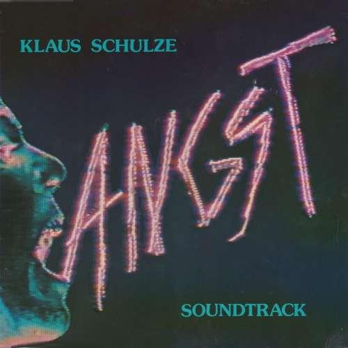 Cover Klaus Schulze - Angst (LP, Album) Schallplatten Ankauf