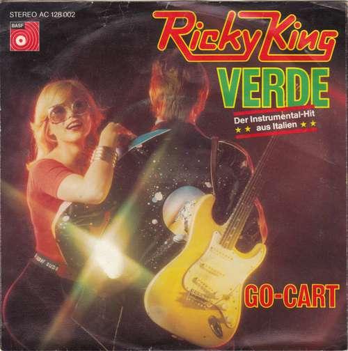 Cover zu Ricky King - Verde (7, Single) Schallplatten Ankauf