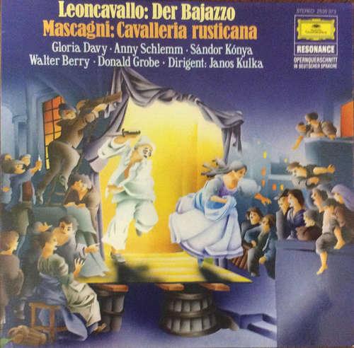 Bild Mascagni* - Leoncavallo* - Cavalleria Rusticana - Der Bajazzo (LP, Album) Schallplatten Ankauf
