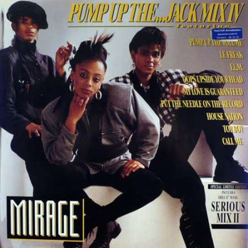 Bild Mirage (12) - Pump Up The...Jack Mix IV (2x12, Maxi, P/Mixed + Ltd, S/Edition) Schallplatten Ankauf