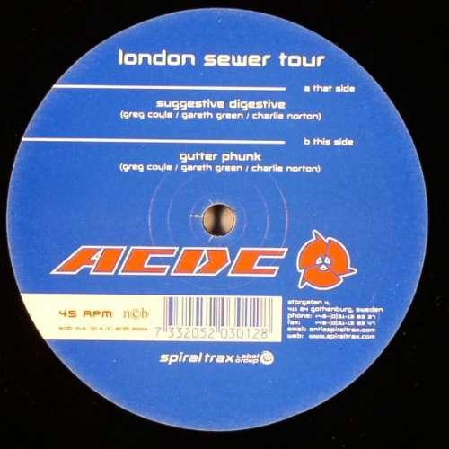 Bild London Sewer Tour - Suggestive Digestive / Gutter Phunk (12) Schallplatten Ankauf