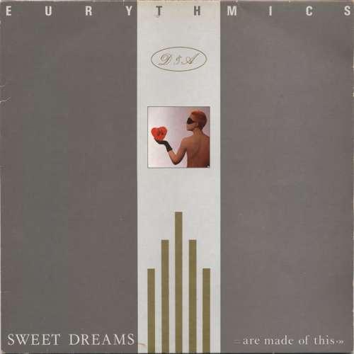 Cover zu Eurythmics - Sweet Dreams Are Made Of This (LP, Album) Schallplatten Ankauf