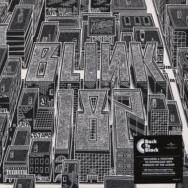 Cover Blink-182 - Neighborhoods (2xLP, Album, RE, 180) Schallplatten Ankauf