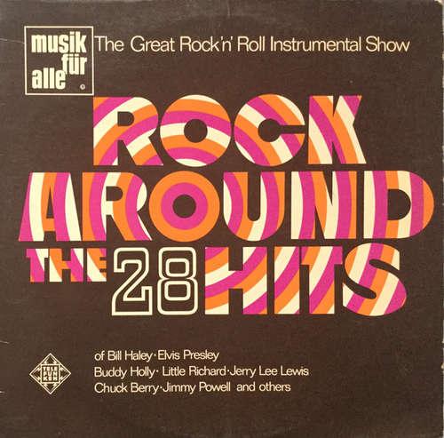 Cover zu The Cooper Fellows - Rock Around The Hits (LP) Schallplatten Ankauf