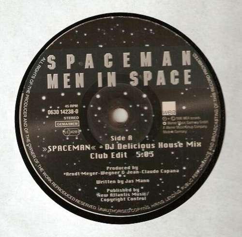 Bild Men In Space - Spaceman (12) Schallplatten Ankauf