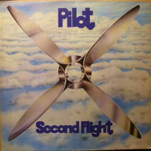 Bild Pilot - Second Flight (LP, Album) Schallplatten Ankauf