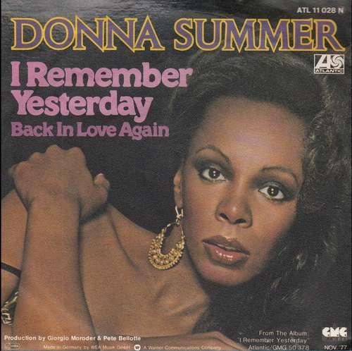 Bild Donna Summer - I Remember Yesterday (7, Single) Schallplatten Ankauf