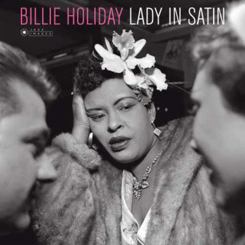 Bild Billie Holiday With Ray Ellis And His Orchestra - Lady In Satin (LP, Album, Dlx, Ltd, RE, Unofficial, 180) Schallplatten Ankauf