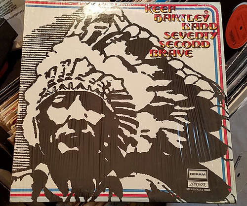 Bild Keef Hartley Band* - Seventy Second Brave (LP, Album, Jac) Schallplatten Ankauf