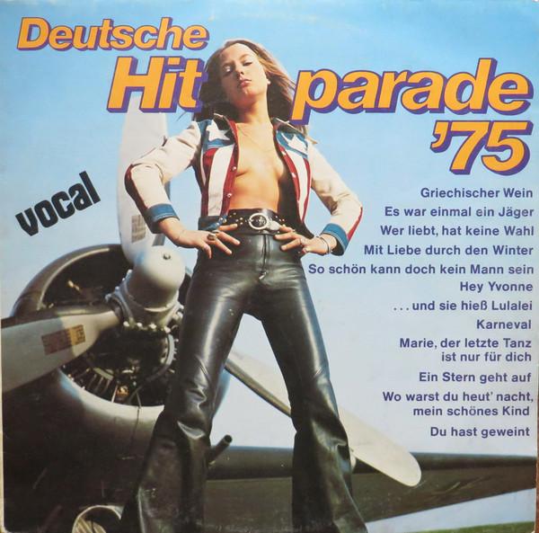 Bild Unknown Artist - Deutsche Hitparade '75 (LP, Comp) Schallplatten Ankauf