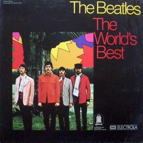 Cover zu The Beatles - The World's Best (LP, Comp, Club, RE) Schallplatten Ankauf