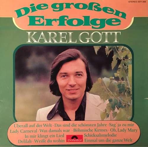 Bild Karel Gott - Die Großen Erfolge (LP, Comp) Schallplatten Ankauf