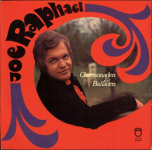 Bild Joe Raphael - Chansonaden & Balladen (LP, Album) Schallplatten Ankauf
