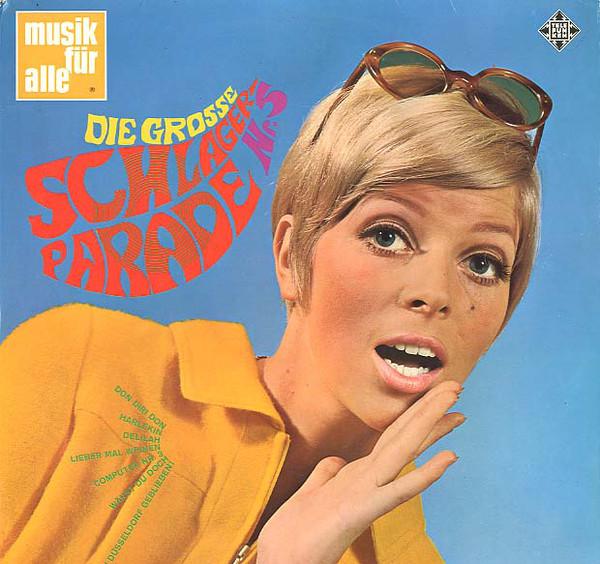 Bild Various - Die Grosse Schlagerparade Nr. 5 (LP, Comp) Schallplatten Ankauf
