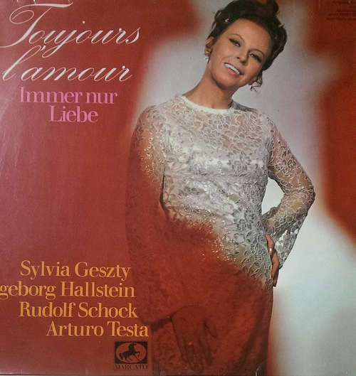 Bild Sylvia Geszty - Toujours L'Amour (LP, Album) Schallplatten Ankauf