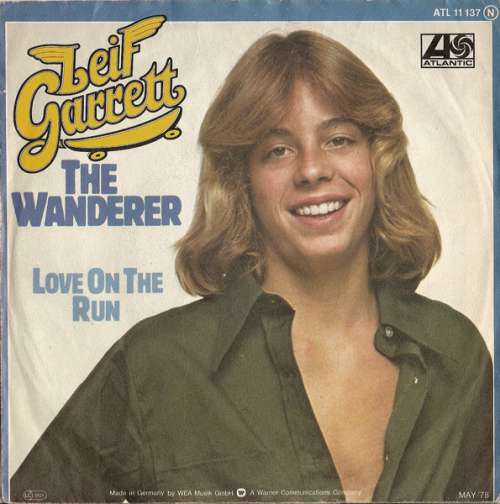 Bild Leif Garrett - The Wanderer (7, Single) Schallplatten Ankauf