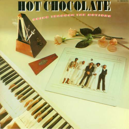 Bild Hot Chocolate - Going Through The Motions (LP, Album, Emb) Schallplatten Ankauf