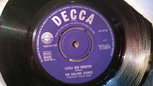 Cover The Rolling Stones - Little Red Rooster (7, Single) Schallplatten Ankauf