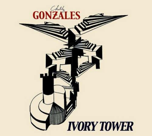 Cover Chilly Gonzales* - Ivory Tower (2xLP, Album) Schallplatten Ankauf