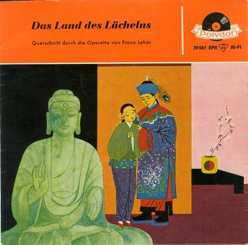 Bild Franz Lehár - Das Land Des Lächelns - Querschnitt Durch Die Operette (7, EP, Mono) Schallplatten Ankauf