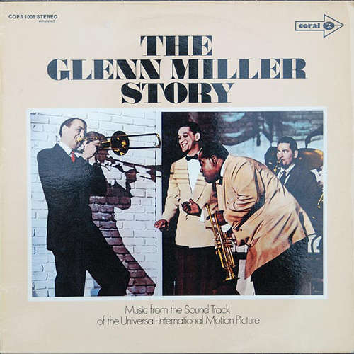 Bild The Universal-International Orchestra Featuring Louis Armstrong And The Allstars* - The Glenn Miller Story (LP, Album, RE) Schallplatten Ankauf