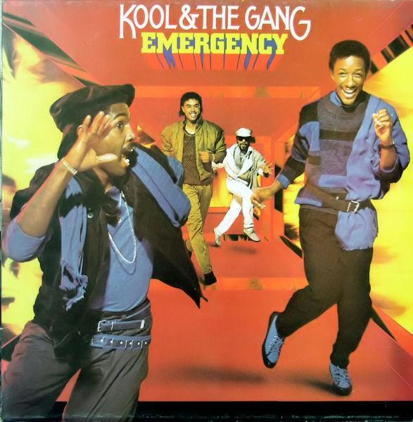 Bild Kool & The Gang - Emergency (LP, Album) Schallplatten Ankauf