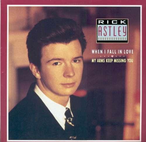 Bild Rick Astley - When I Fall In Love / My Arms Keep Missing You (12, Maxi) Schallplatten Ankauf
