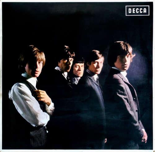 Cover The Rolling Stones - The Rolling Stones (LP, Album, Mono) Schallplatten Ankauf