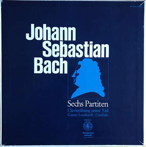 Bild J.S. Bach* - Gustav Leonhardt - Clavierübung Teil / Part I ∙ Sechs Partiten, BWV 825-830 (3xLP) Schallplatten Ankauf
