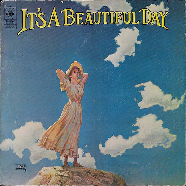 Cover It's A Beautiful Day - It's A Beautiful Day (LP, Album, Gat) Schallplatten Ankauf