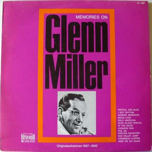 Cover zu Glenn Miller - Memories On Glenn Miller (LP, Comp) Schallplatten Ankauf