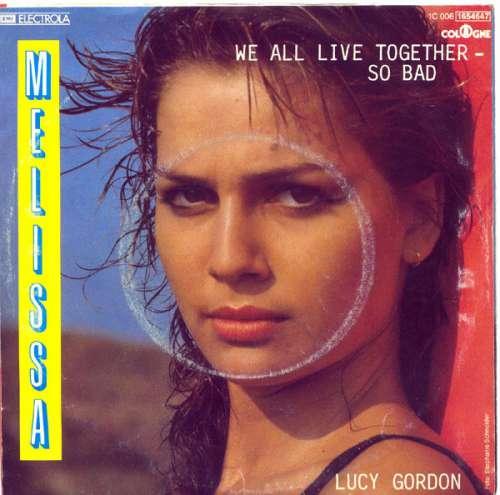 Bild Melissa (10) - We All Live Together - So Bad (7, Single) Schallplatten Ankauf