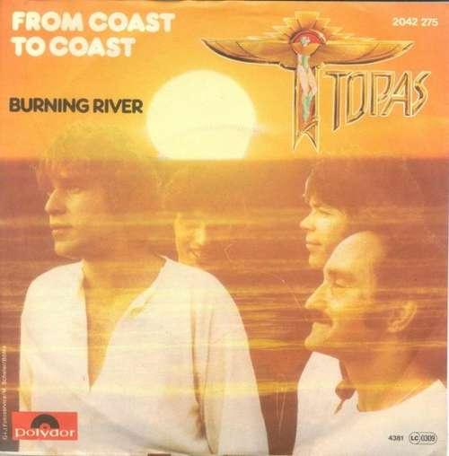 Bild Topas (2) - From Coast to Coast (7, Single) Schallplatten Ankauf